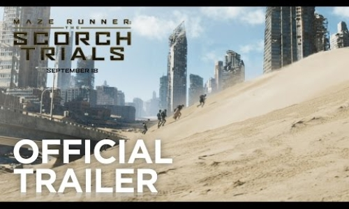 Coming Soon! Maze Runner: The Scorch Trials