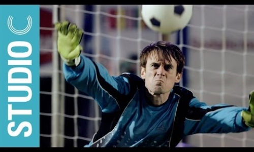 Possibly the best Goalkeeper ever