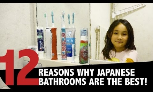 12 Reasons Japanese Bathrooms are the Best