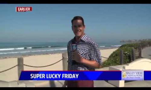 Weatherman Freaks Out On Live TV