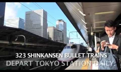 Japanese clean Bullet Train in 7 minutes