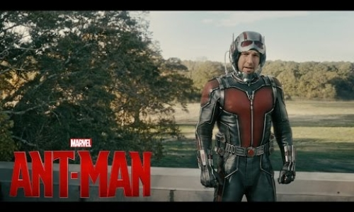 Marvel's Ant-Man Trailer