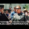 Terminator is BACK Prank