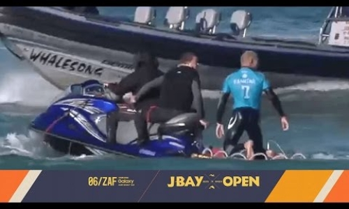 Surfer Wrestles Shark - Lucky To Be Alive