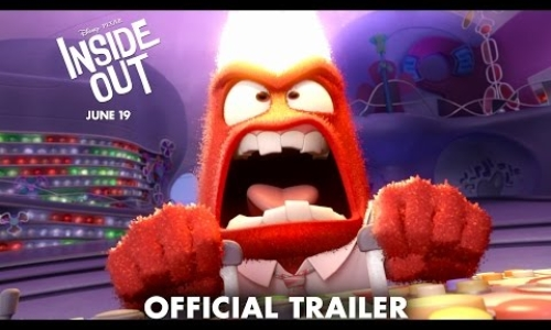 Inside Out - the movie is here